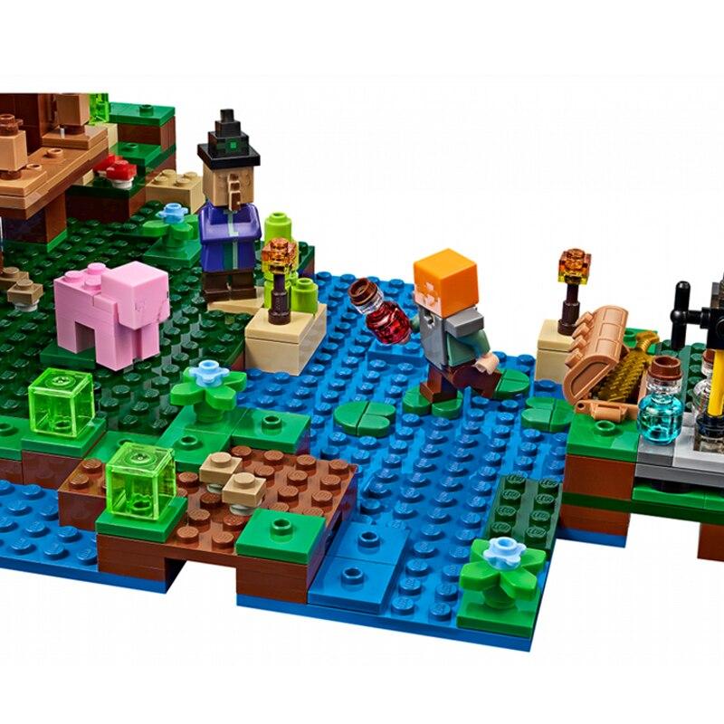 лего майнкрафт купить в китае #6
