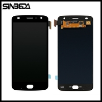 Sinbeda 100 Guarantee For Motorola Moto Z2 Play XT1710 08 LCD Display Touch Screen Digitizer Assembly