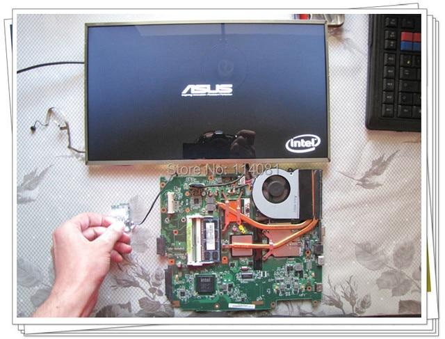 Para Asus N61VG 1 GB sistema Laptop Motherboard atacado profissional 100% testado trabalho