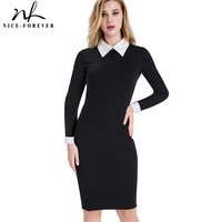 Spring 2014 Women Summer Dress Knee Length Slimming Bodycon Business Party Evening Pencil Bodycon Midi Dresses