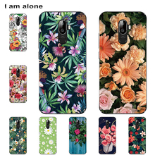 цена на I am alone Phone Bags For Oukitel U18 5.85 inch Soft TPU Cases Mobile Cellphone Fashion For Oukitel U18 Cover Free Shipping