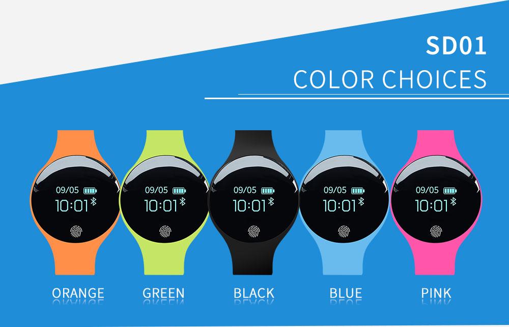 Reloj inteligente podómetro Bluetooth 2