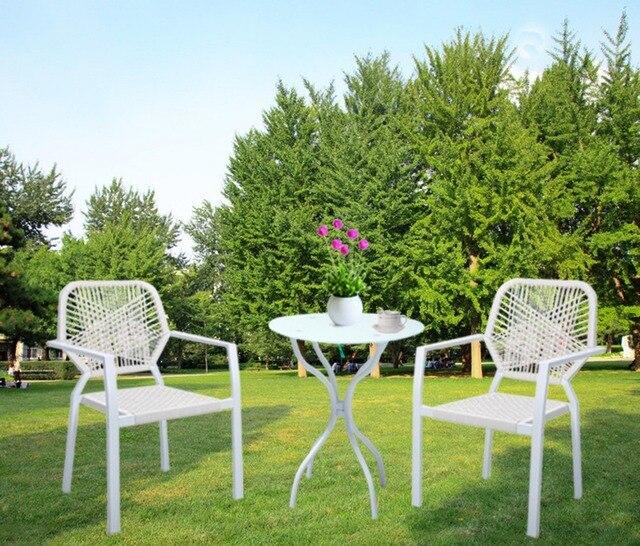HLC 3 piece Mesa Bistro Muebles de jardín Conjunto con Tapa De ...