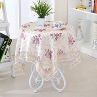 The table cloth cloth Cotton Linen Tablecloth table pastoral table cloth with rectangular lattice cover towels towel