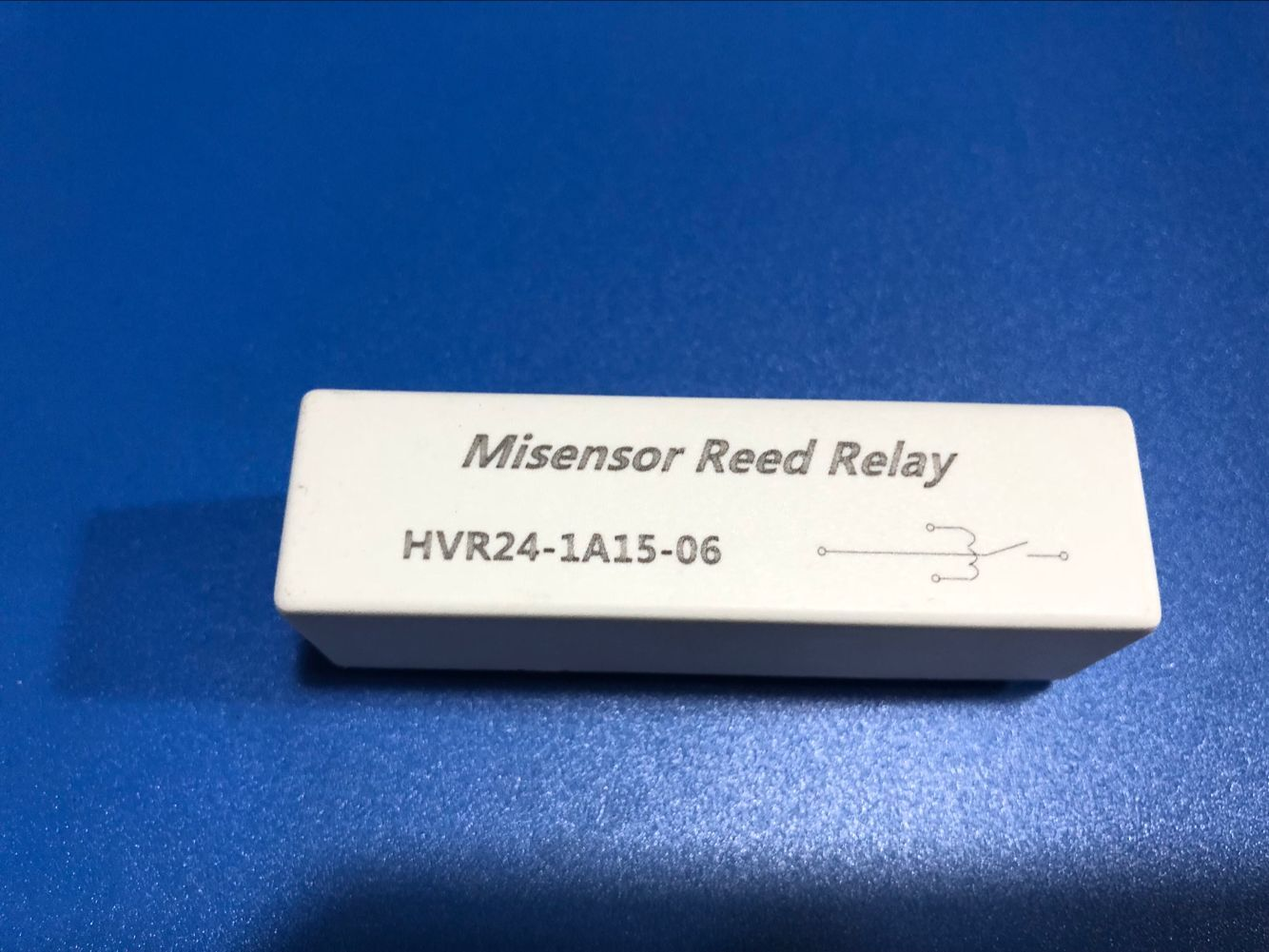 HVR24-1A15-06 High Voltage Dry Reed Relay 24V/15KVDC Full PCB Pin Installation
