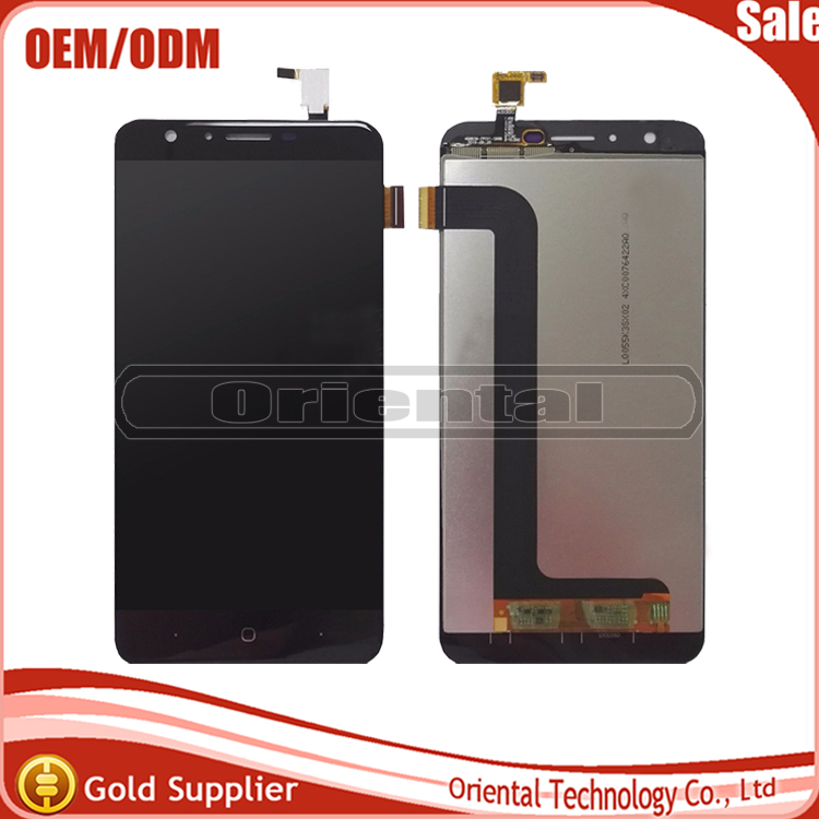 ФОТО DOOGEE Y6 Y6C LCD Display and Touch Screen Assembly Repair Part 5.5 inch Mobile Accessories For DOOGEE Y6 +Tools Free Shipping