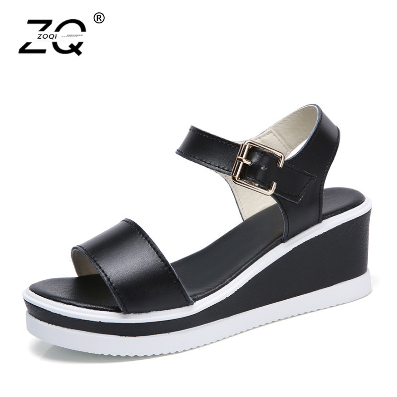 ZOQI 2018 Summer Sandals Shoes s