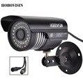 """Hobovisin câmera de vigilância oferta especial de 1/3 """"sony effio-e 700tvl 36led indoor/outdoor segurança cctv ir camera com suporte"""