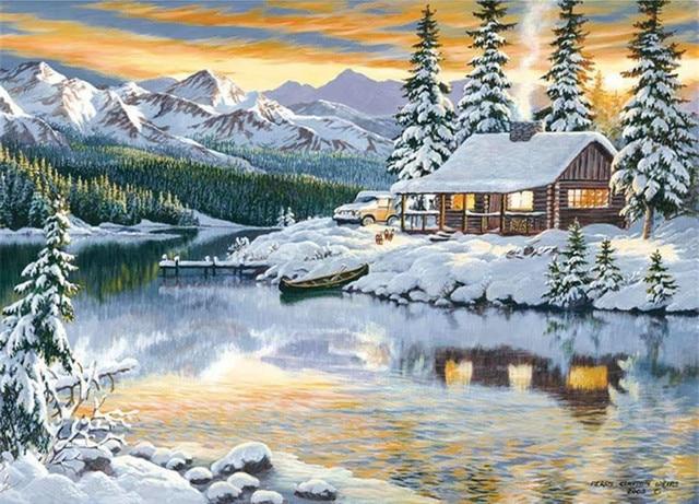 Painting Scenic