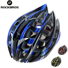 ROCKBROS Cycling Helmet Ultralight Safety Bike Head Protect Bike Helmets High Quality Bicycle Helmet Cycling Accessories K6102