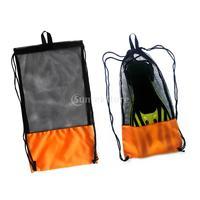 حقيبة ظهر مزودة بحمولة 20 كجم حقيبة تخزين من الشبك لحمل زعانف الغوص تحت الماء لقناع نظارات غص تحت الماء-في حقائب تسلق من الرياضة والترفيه على
