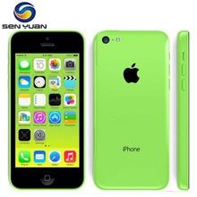 Разблокированный мобильный телефон Apple iPhone 5C IOS GPS WIFI двухъядерный 4,0 ''8 ГБ/16 ГБ/32 ГБ iphone5c мобильный телефон