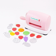 Craft Punch Paper Cutting Embossing Machine For Puncher Scrapbooking Handmade Paper Cutter DIY Tools Kids Gifts Office Supplies 76cm circle large diy craft punch for eva puncher for card making creative embossing device stationery kids scrapbooking s2887