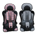 Hot 4-12 Yrs Kids Car Safety Seat Baby Car Seats Children's Chairs in the Car Adjustable Belt Chair Carrier Seat Cushions Size L