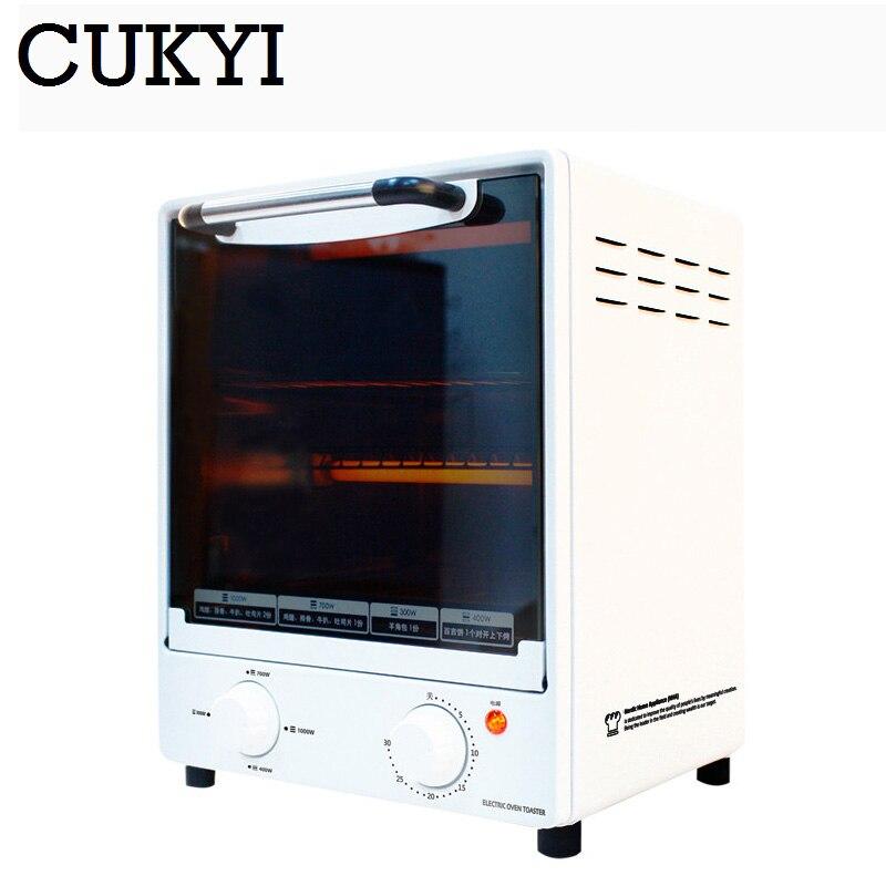 CUKYI appareils électriques verticaux commercial ménage multifonctionnel four four à poulet pizza grille-pain four cuisine - 2