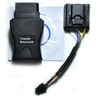 CONSULT interface WITH Bluetooth For NISSAN Scanner
