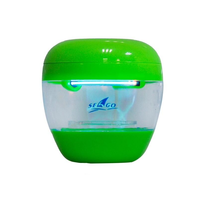 Baby Pacifier Sterilizzatore capezzolo elettrico portatile UV Feeder Bottle Cup Cup Clean sterilizzatori in silicone spazzolino da viaggio