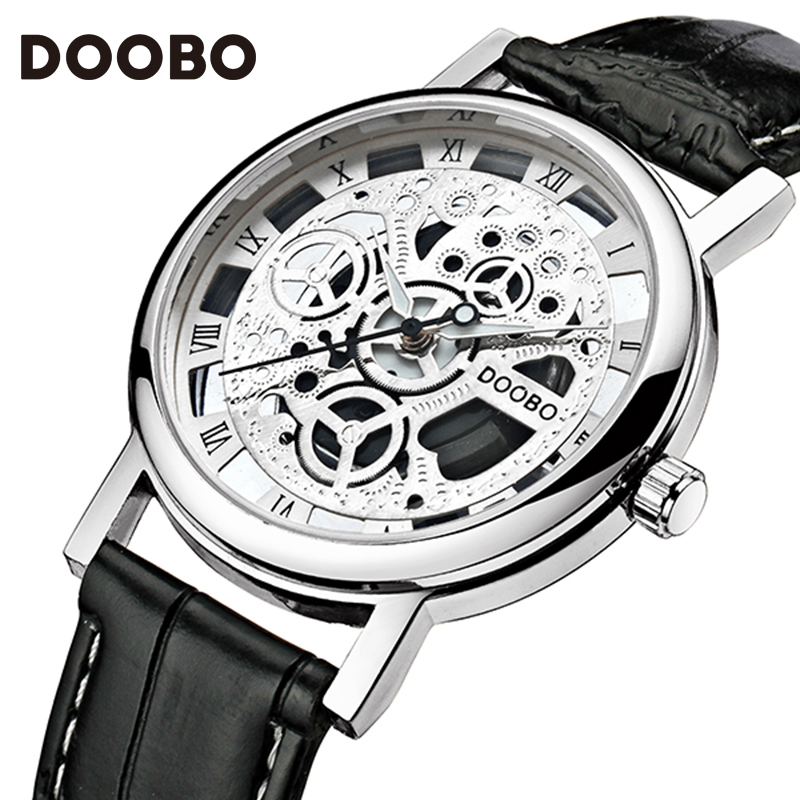 2018 Fashion Brand DOOBO Casual Business Mens Watches Luxury Quartz Watch Watch men Wristwatches Quartz-Watch Relogio Masculino mens watches top brand luxury quartz oukeshi fashion casual business watch male wristwatches quartz watch relogio masculino