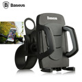Baseus Mobile Bicycle Phone Holder For iPhone Samsung Xiaomi HTC 360 Degree Bracket Soporte Movil Bike Phone Holder Stand