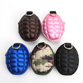 Women/Men PU Leather Grenades Key Holder Case Wallets Housekeeper For Keys Organizer Manager Key Bag Purse For Car Key PA674438