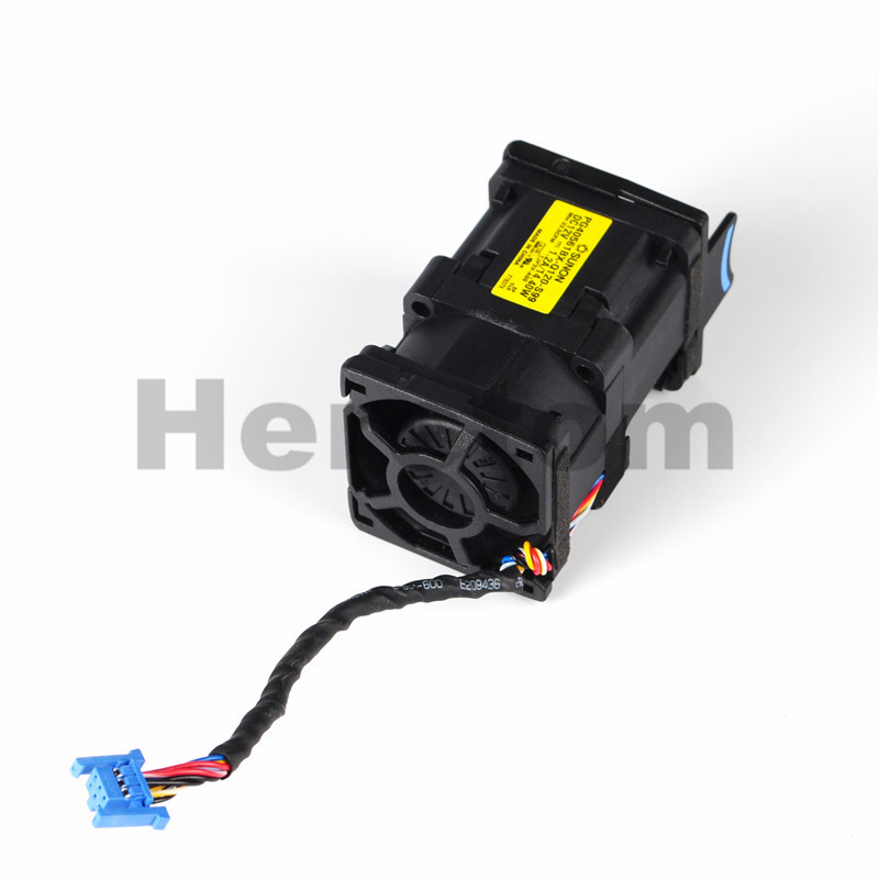 Heretom cooling fan NW0CG cooler For Dell Poweredge R440 Server fan cpu cooler for dell xps m1730 cpu fan ww425 dfs651712mc0t fag6 fan