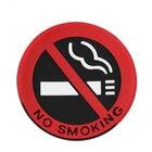 Car NO SMOKING Sign ...