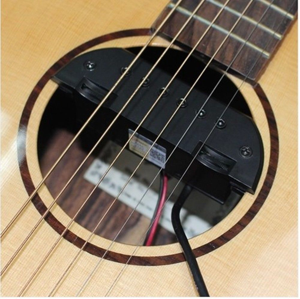 Aliexpress.com : Buy TYLANHUA Acoustic Guitar Pickup System T 90 3 ...
