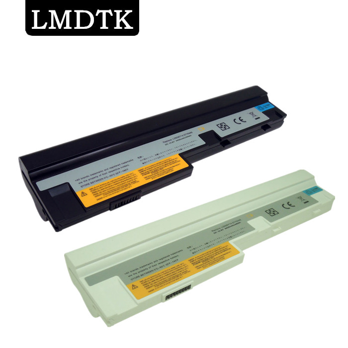 LMDTK New 6cells laptop battery FOR IdeaPad S10-3 <font><b>U160</b></font> U165 Series L09M6Y14 L09M6Z14 L09S3Z14 L09S6Y14 free shipping image