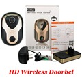720P HD Wireless Doorbell 3G 4G Wifi Camera + Indoor Bell Intercom System IR Night Vision Home Improvement Visual Door Ring