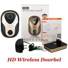 720P HD Wireless Doorbell 3G 4G Wifi Camera Indoor font b Bell b font Intercom System