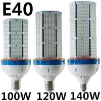 Hot Sale 100W 120W 140W High Power LED Corn Light E27 E40 Warm White Cool White