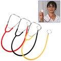 Pro Dual Head Стетоскоп для Доктор Медсестра ЕМТ Студент-Медик Здравоохранения Крови Высокое Качество (красный)