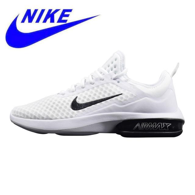 Original Nike Air Max Kantara Men's Running Shoes, White, Shock Absorbing  Breathable  Lightweight  Wear Resistant 908992 003