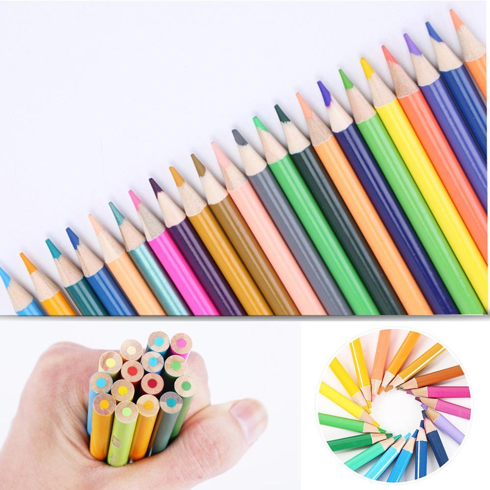 120 Pack Pre Sharpened Water Soluble Colored Pencils Watercolor Pencils Set For Coloring Drawing Blending Layering120 Pack Pre Sharpened Water Soluble Colored Pencils Watercolor Pencils Set For Coloring Drawing Blending Layering