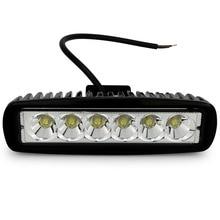 Safego 6 «дюймовый 18 Вт светодиодный свет лампы автомобиль Off Road вождения ATV 4×4 4WD грузовик светодиодный свет Рабочая наводнение пятно 18 Вт светодиодные фары