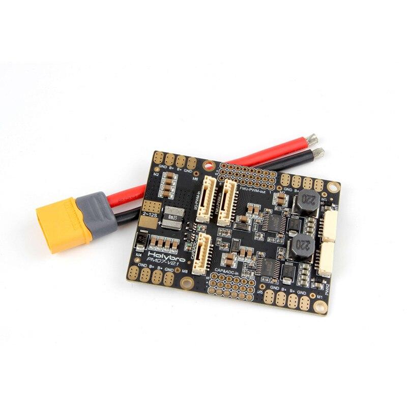 HolyBro PM07 Power Management PM Module w 5V UBEC Output for Pixhawk 4 PX4 Flight Controller
