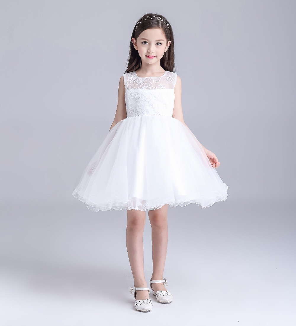 Aliexpress buy white flower girls bridesmaid dress teenager aliexpress buy white flower girls bridesmaid dress teenager evening gown long lace tail sequin kids weeding dresses for birthday weeding party from ombrellifo Gallery