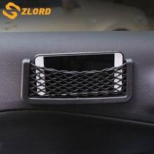 Zlord herorider автомобильный карман для телефона сетка универсального
