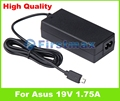 19V 1.75A 33W AC Laptop Power Adapter Charger for Asus Eeebook X205T X205TA 01A001-0342100 ADP-33AW AD ADP-33AW B