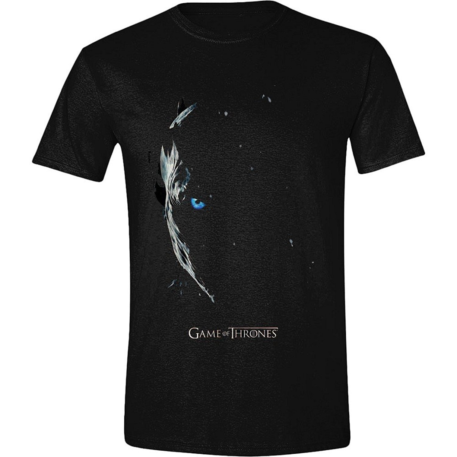 Game Of Thrones Men39;s Season 7 Night King T-shirt Black ...