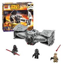 Bela STAR WARS Inquisitor Spaceship Clone War Building Blocks Bricks Action Figures Starwars Minifigures Toys