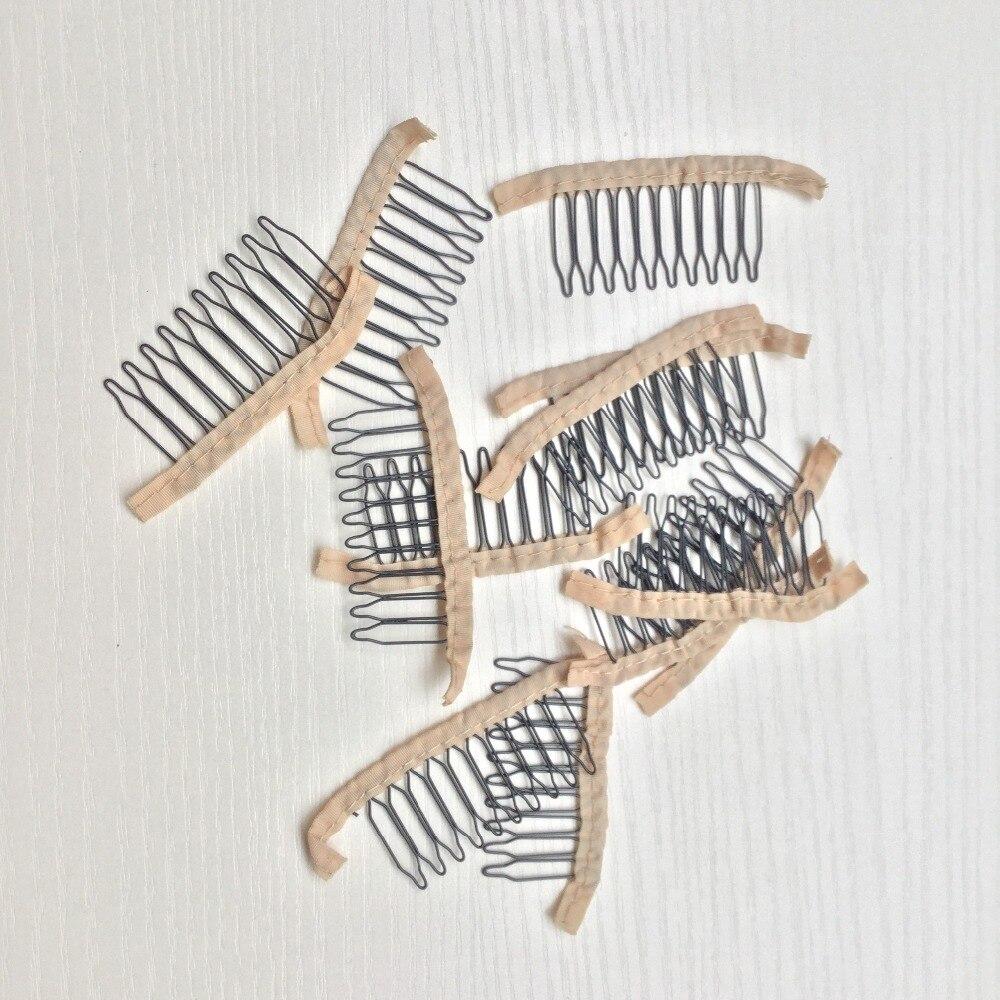 Perika Pribor, kosa perika Cap Combs i isječke za periku Cap, - Njega kose i styling - Foto 4