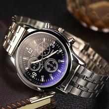 YAZOLE Mode En Acier Inoxydable Montre-Bracelet Hommes Top Marque De Luxe Célèbre Mâle Horloge À Quartz Montre pour Hommes Hodinky Relogio Masculino