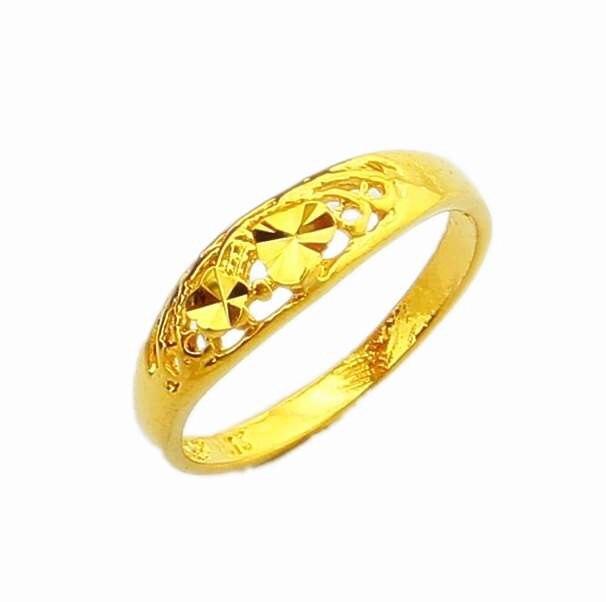 【Романтический для женщин Свадебные кольца нежное сердце ...