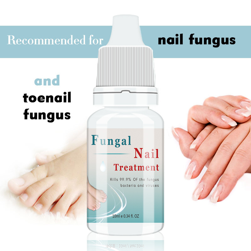 Moisturizing nail repair solution plant sterilization care Grey nutrition in Nail Treatments from Beauty Health