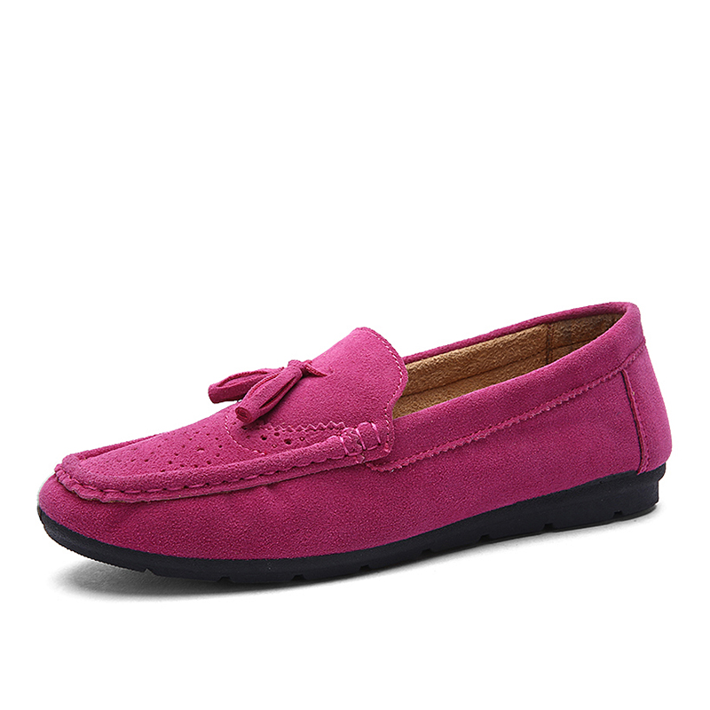 Women Loafers New Flat Shoes Spring Autumn Lazy Slip On Fashion Women Shoes Woman Flats High Quality Driving Shoes For Couples dreamshining new fashion women colorful flat shoes women s flats womens high quality lazy shoes spring summer shoes size eu35 40