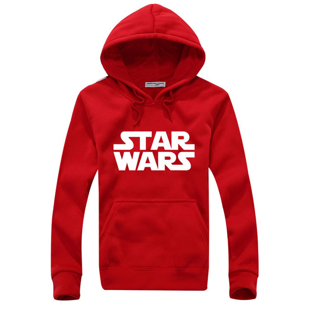 """Star Wars Letter""  Hoodies"