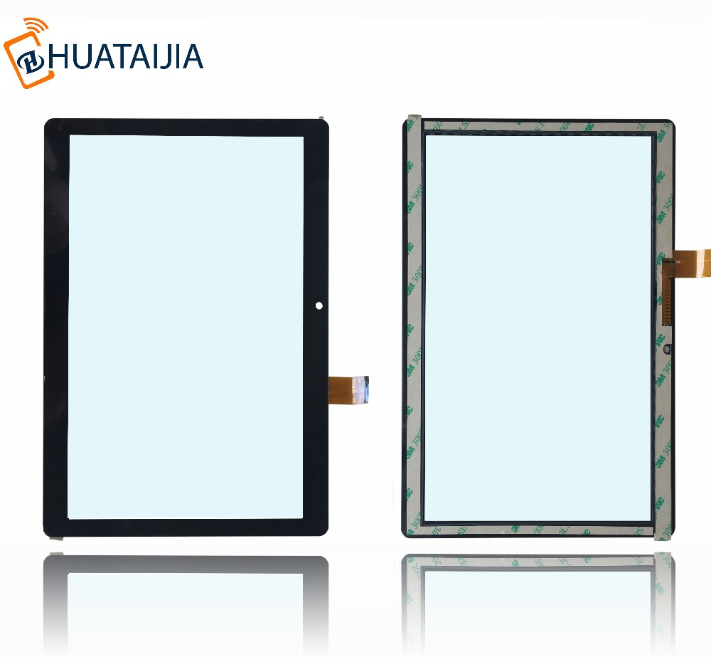 New touch screen For 10.1 DIGMA CITI 1532 3G CS1144MG Tablet Touch panel Digitizer and Glass film Sensor Tempered Glass Screen