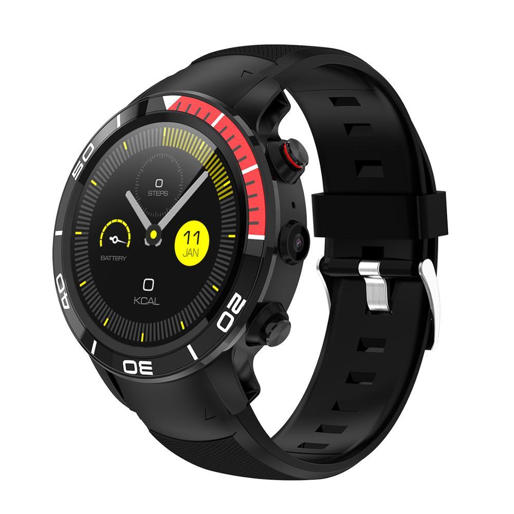 Smart Watch Android WIFI 4G Nano SIM Professional Sports Analysis Ip68 Sport Smart Watch GPS 5MP Camera Customized Dial