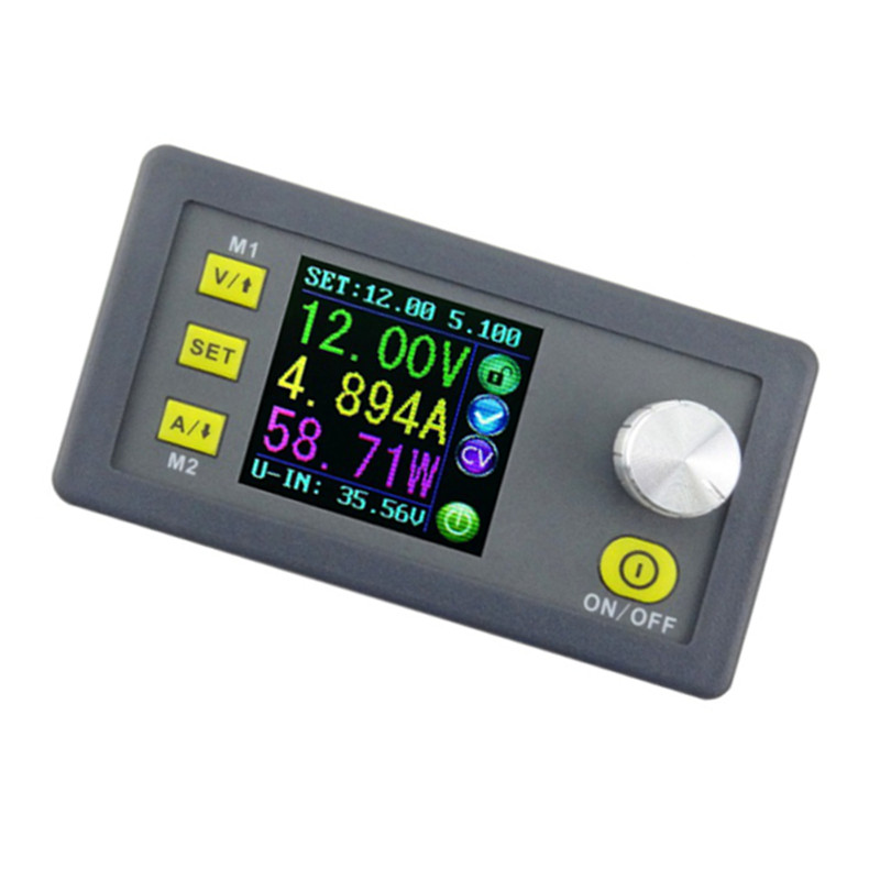 Programmable Current Power LCD Module Step Down Voltage Voltage Constant Color DPS3005 Supply Buck Voltmeter Converter